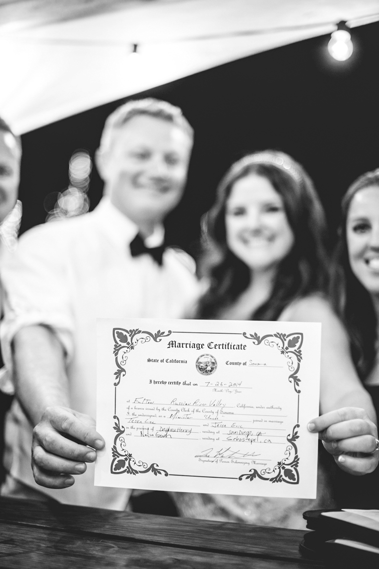 certificate-wedding-marrage-sonoma